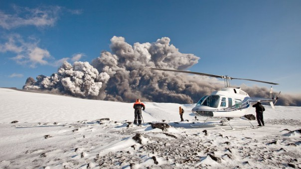 volcan Eyjafjöll