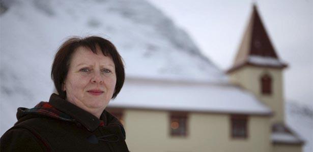 Séra Agnes Sigurðardóttir