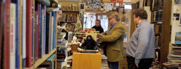 libraire reykjavik