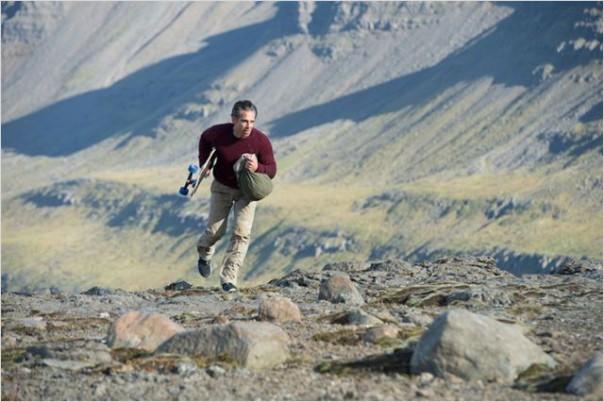 Ben Stiller en Islande