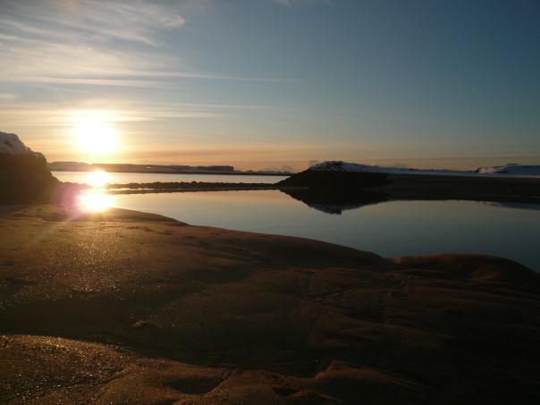 île au soleil