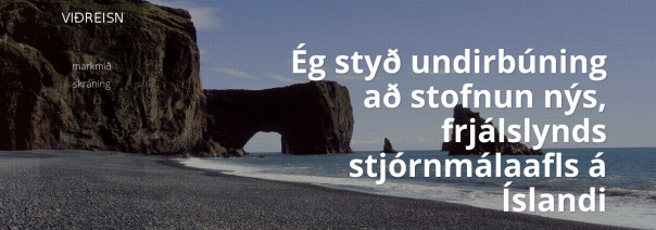 actualités islande avril 2014