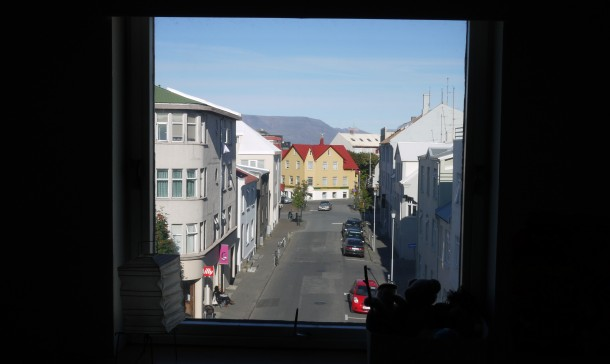 beau temps reykjavik