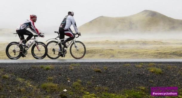 faire lislande à vélo