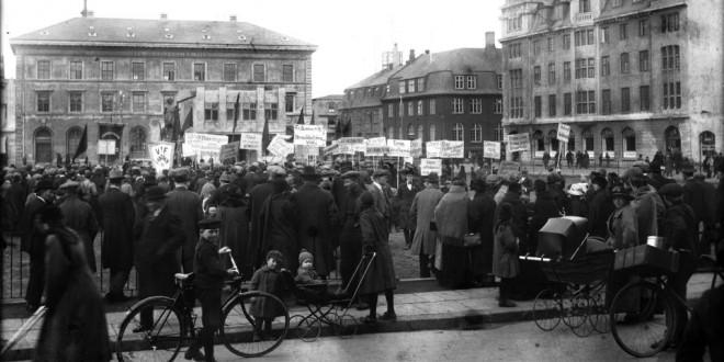 grèves en islande