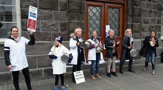 femmes en islande