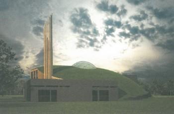 mosquée islande