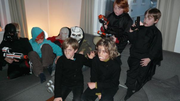 Halloween islandais