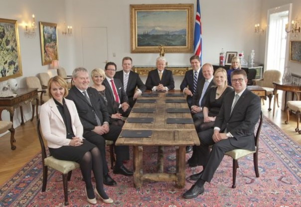 grèves islande