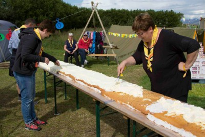 Jamboree Iceland : scout toujours