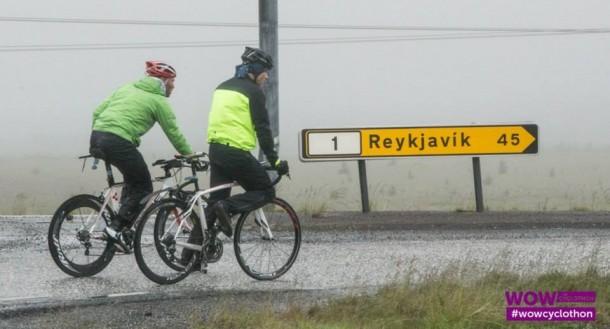 faire islande à vélo