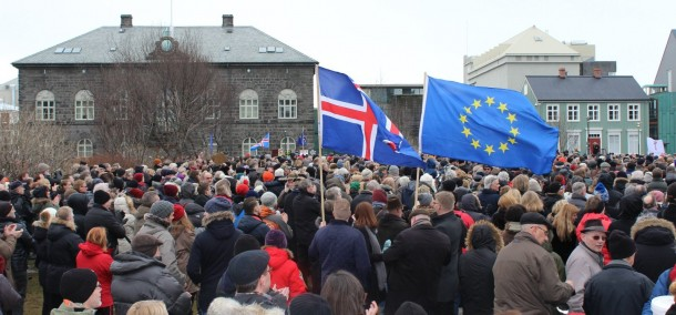 mouvements sociaux islande