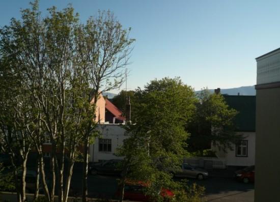 été à reykjavik