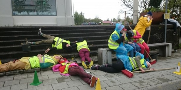 travailler islande