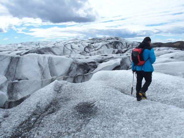 glace en islande