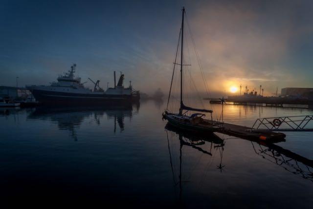 Vue Port