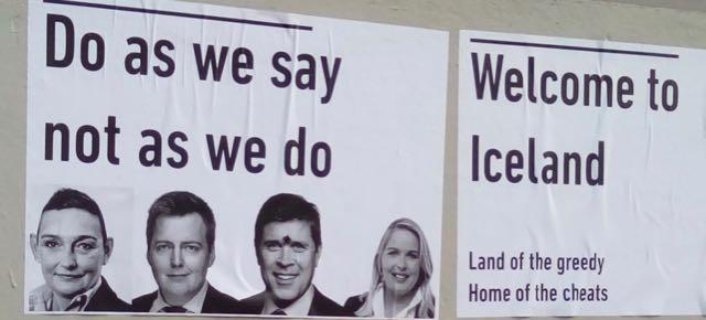 panama papers en islande