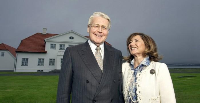 élections présidentielles en Islande